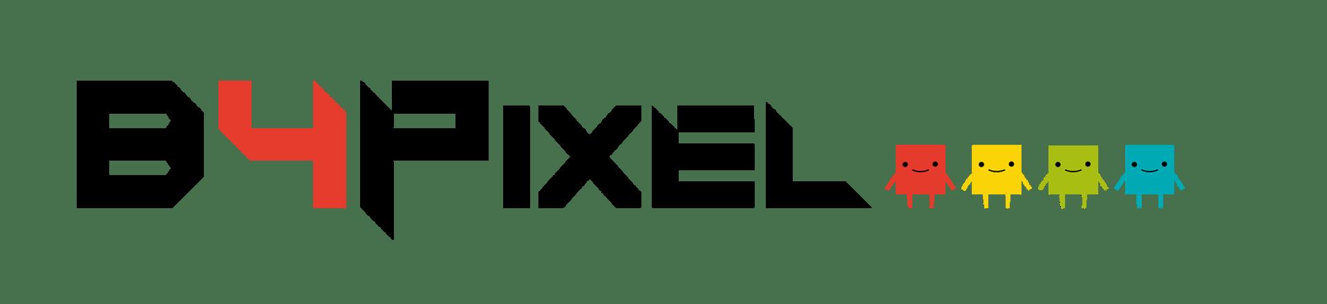 B4Pixel GmbH – Medienproduktion Logo